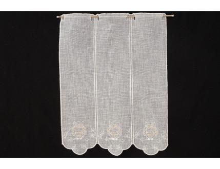 Tendina tenda da vetro tirolese con gufo