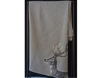 Plaid Deer