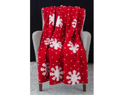 Blanket Snowflake