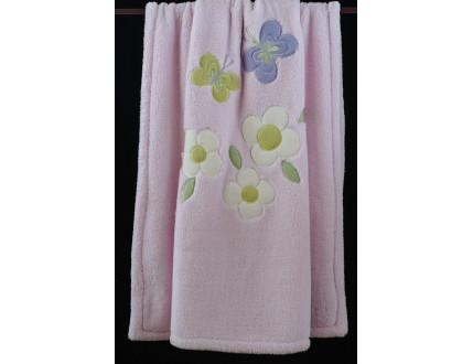 Baby Blanket Flowers