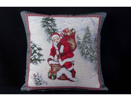 Cushion Santa Claus