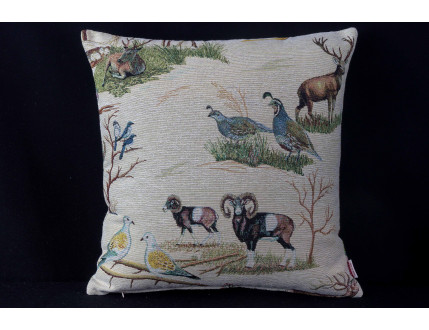 Cushion Forest Animals