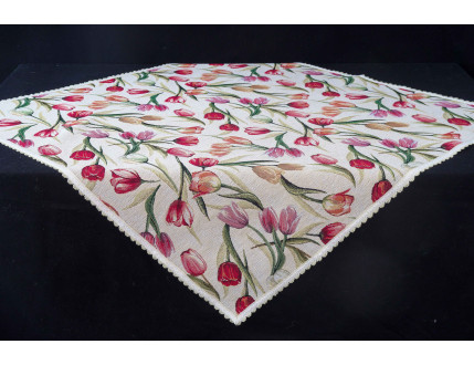 Tablecloth Tulip