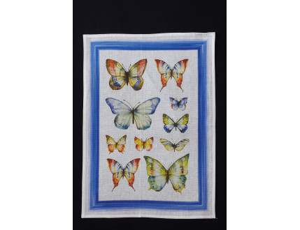 Dishtowel Butterfly