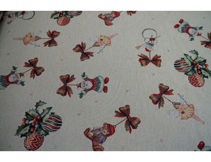 Gobelin Christams Fabric...