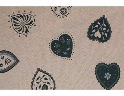 Fabric Rieti Allover