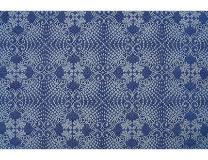 Kostenloses Musterstück in blauer Farbe