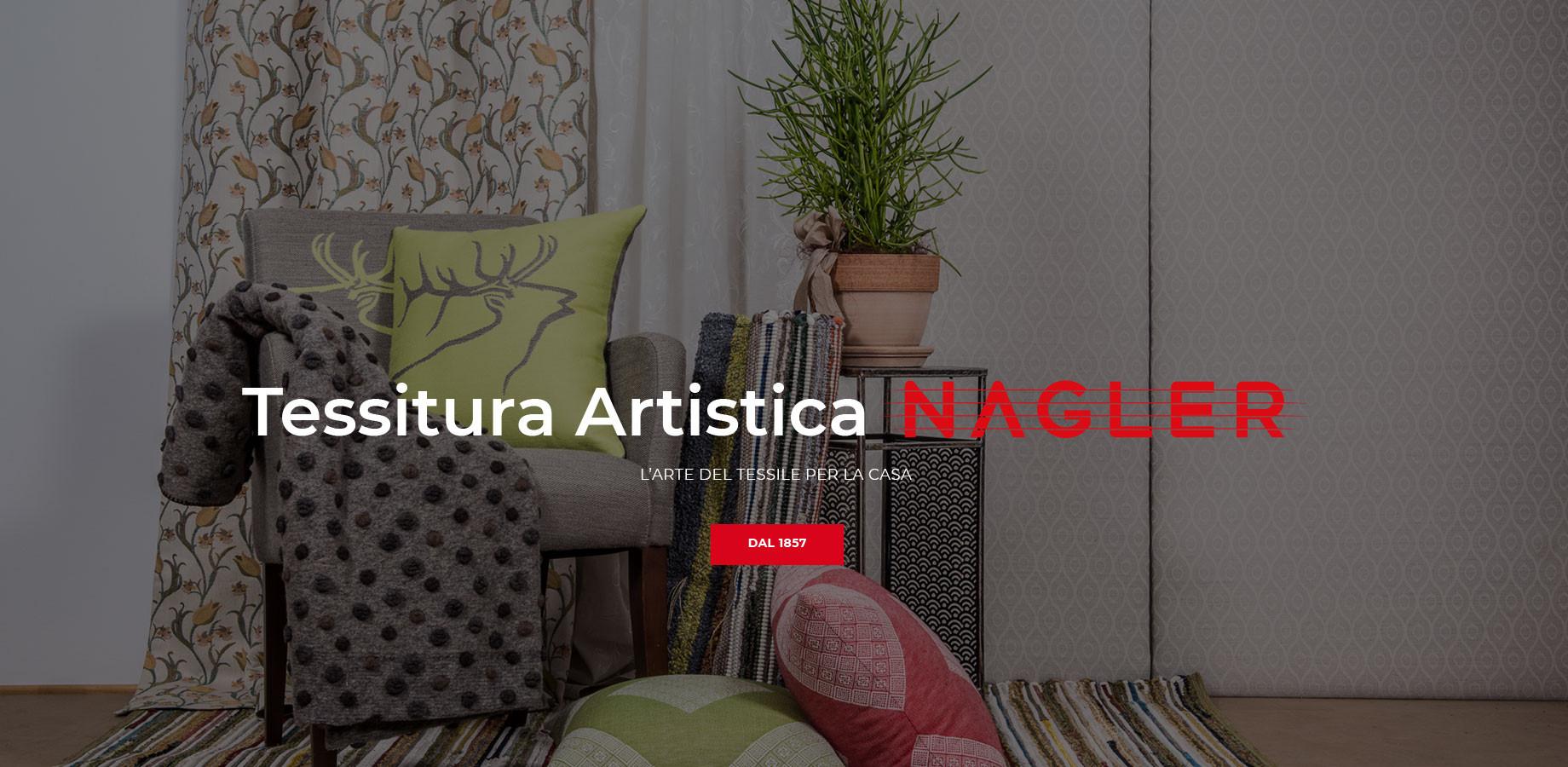 Tessitura Artistica Nagler in Alta Badia