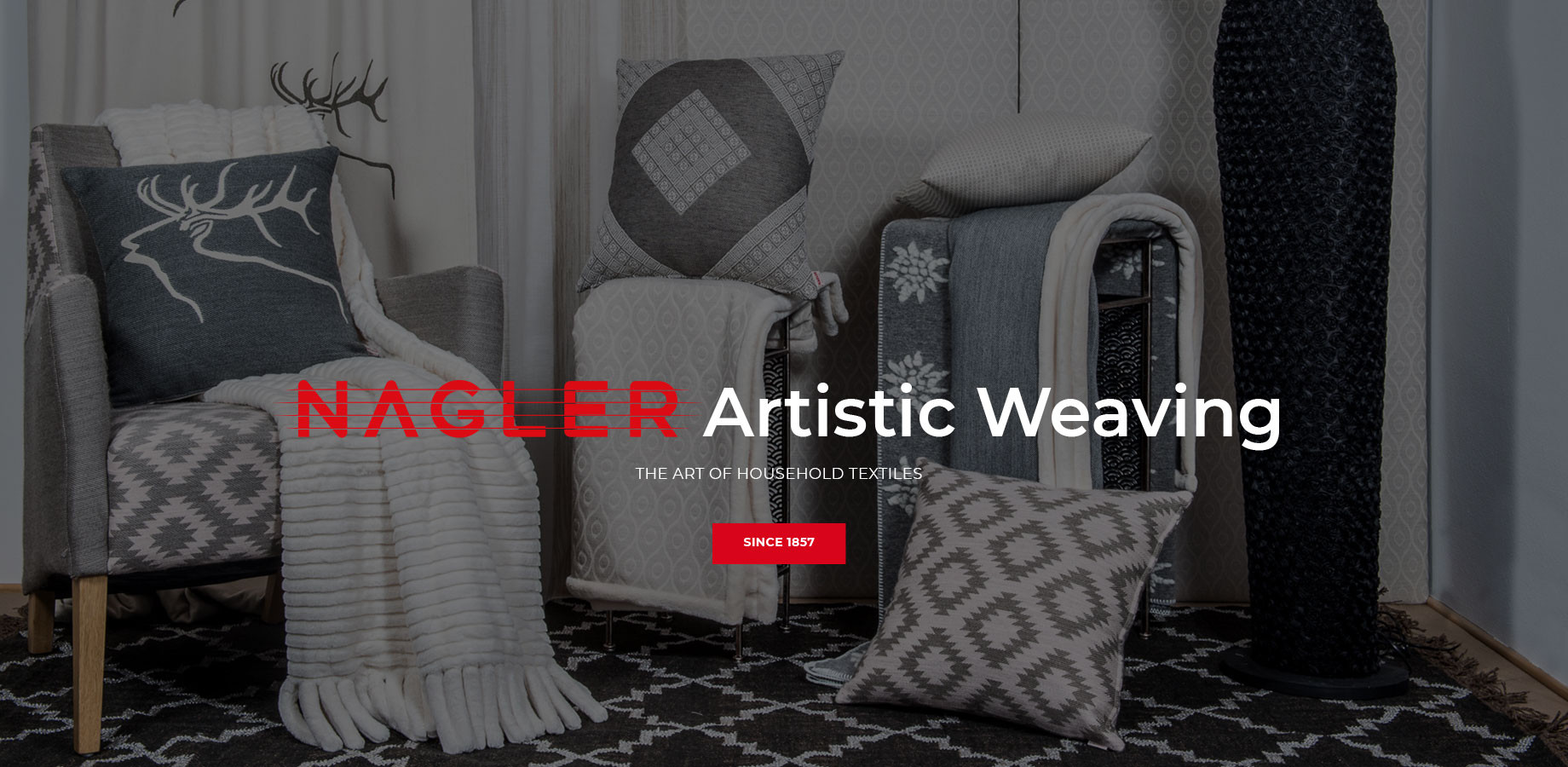 Tessitura Nagler- Artistiv Weaving - the art of household textiles